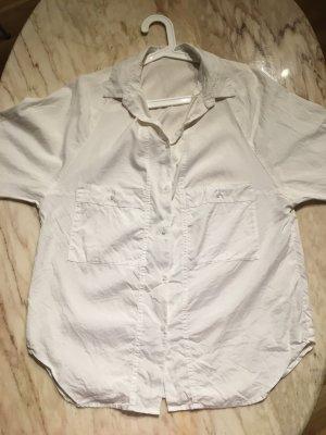 Oversize style Hemd von Lacoste