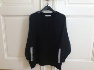 Zara Sweat Shirt multicolored mixture fibre