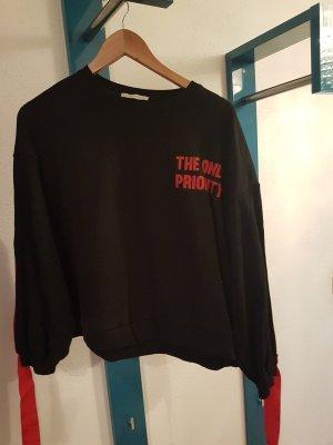 Oversize Sweatshirt von Zara