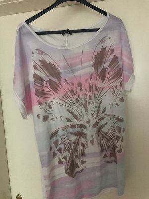 Laura Scott Oversized Shirt multicolored