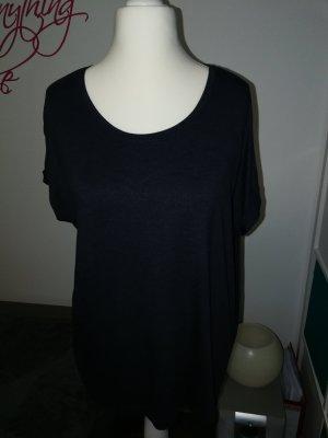 Oversize T-Shirt in dunkelblau der Marke Only in der Größe L