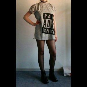 Oversize T-shirt/Kleid