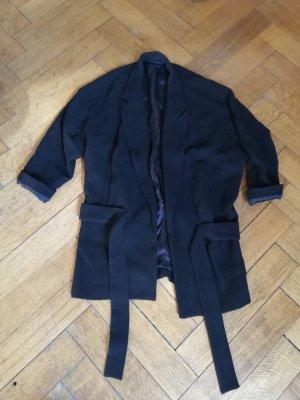 Zara Manteau mi-saison noir