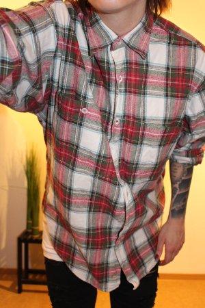 Oversize Vintage Hemd Kariert