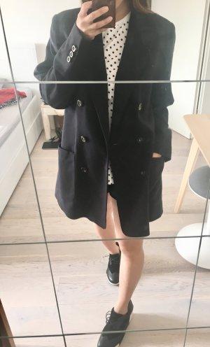 Oversize Woll-Blazer