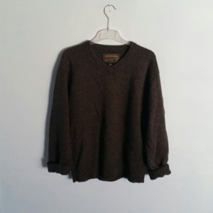 Oversize Woll/Strickpullover