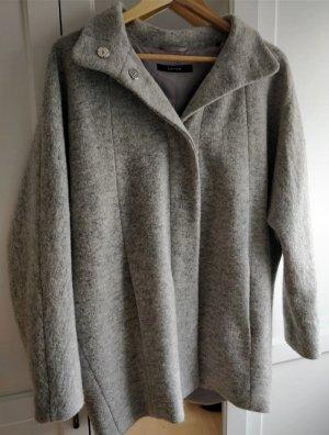 Opus Oversized Jacket light grey