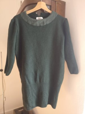 Long Sweater multicolored wool