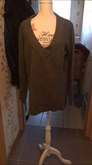 Oversize wollpullover Zara