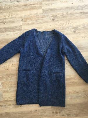 Oversized Baumwolle Jacke