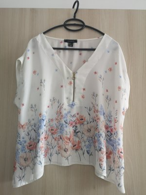 Atmosphere Oversized Blouse white