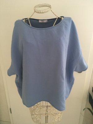 Mango Camicetta a blusa blu fiordaliso