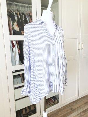 Pull & Bear Oversized blouse veelkleurig