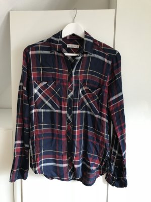 Abercrombie & Fitch Blouse oversized multicolore