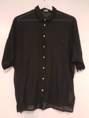 Oversized-Bluse aus 30% Seide!!