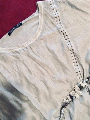 Cosima Oversized blouse zilver