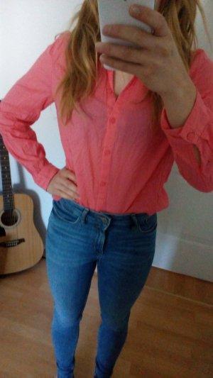 Oversized Bluse von H&M