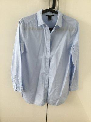 Oversized Bluse von H&M #Blogger