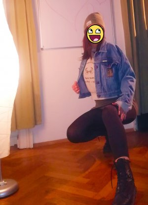 Oversized Boyfriend Jeans Jacke
