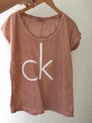 Oversized Calvin Klein T-Shirt