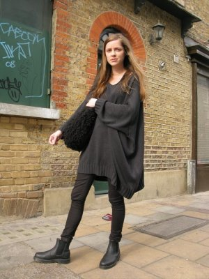 Oversized Cape H&M Trend