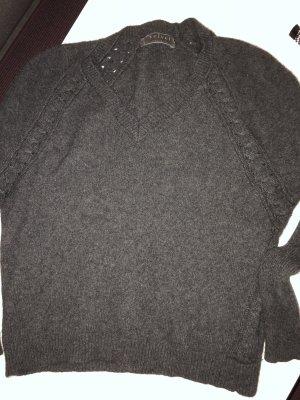 Oversized Cashmere Pullover von Velvet Gr. S