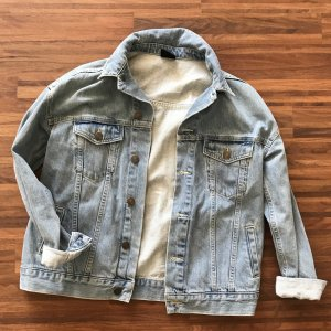 BDG Denim Jacket multicolored cotton