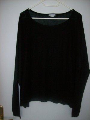 H&M Maglione oversize nero