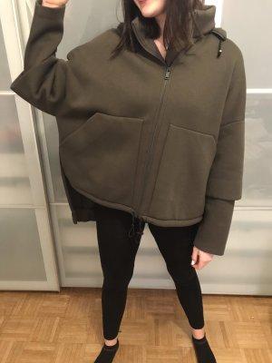 Oversized Jacke
