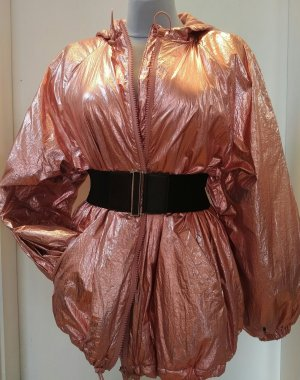 H&M Oversized Jacket rose-gold-coloured