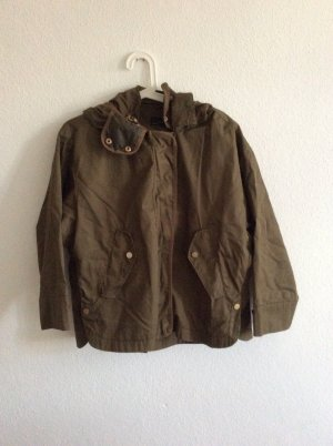 Zara Woman Oversized Jacket khaki