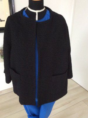 Dorothee Schumacher Veste oversize noir-bleu