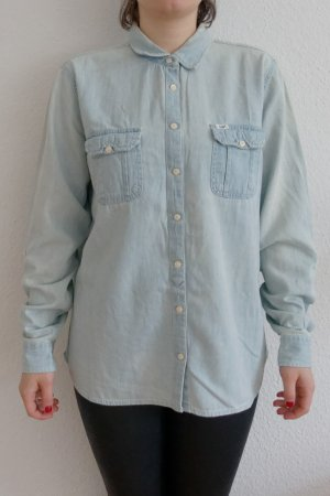 Oversized Jeanshemd Lee Jeans