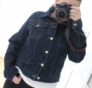 Oversized Jeansjacke Ralph Lauren.