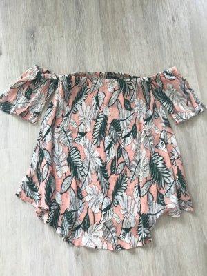 Oversized Kleid mit Off-Shoulder Ausschnitt