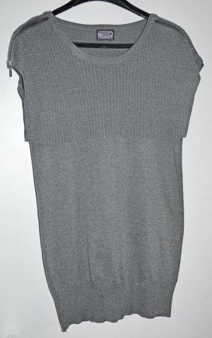 Oversized Long Pulli Baumwollmischstrick, 36/38 toll zu skinny Pants
