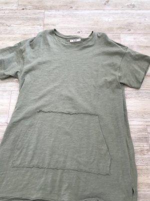 Pull & Bear Camicia lunga cachi