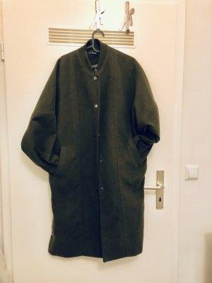 Fleece Coats khaki