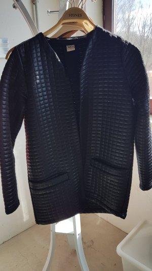Object Veste oversize noir