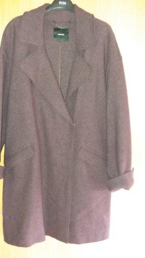 Oversized Mantel Someday Aubergine