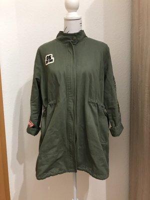 New Look Militair jack khaki