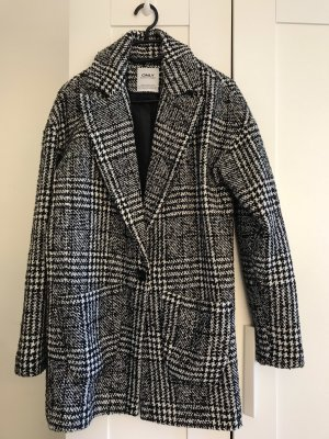 Only Oversized Coat multicolored