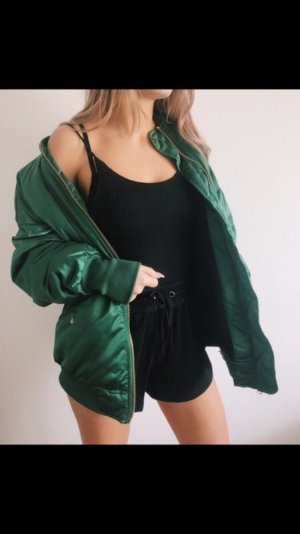 H&M Oversized Jacket green