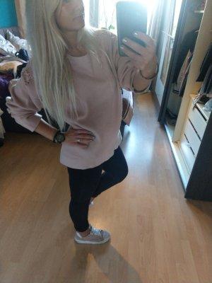 Zara Pull oversize or rose