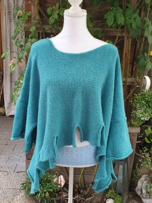 Oversized Sweater turquoise-mint