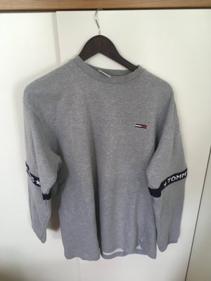 Tommy Hilfiger Oversized Sweater grey