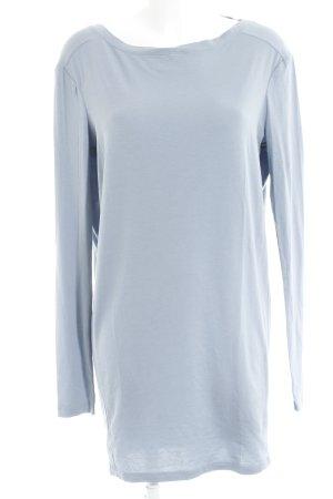 Maglione oversize grigio ardesia stile semplice