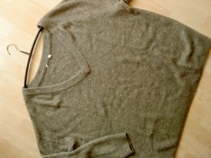 H&M Oversized Sweater multicolored mixture fibre