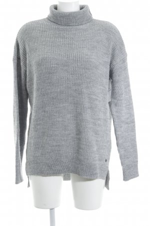 Oversized Pullover hellgrau Casual-Look