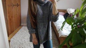 Oversized Pullover Sehr bequem!